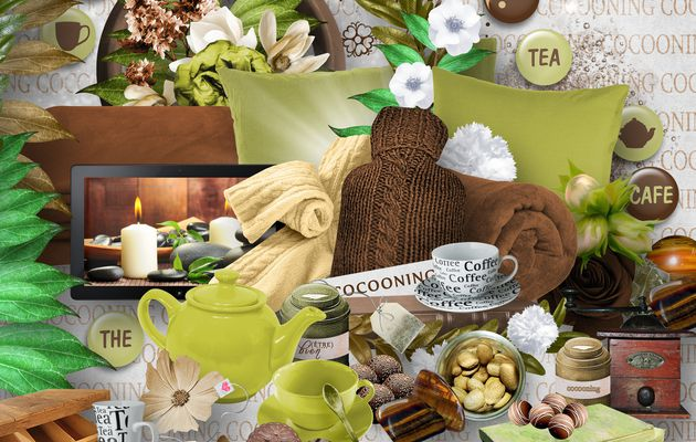 Cocooning - Tea for you - CU creations by Simplette