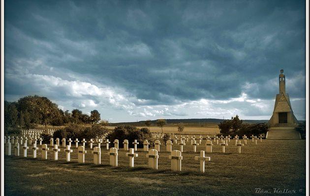 Nécropoles Nationales et Cimetières Militaires étrangers