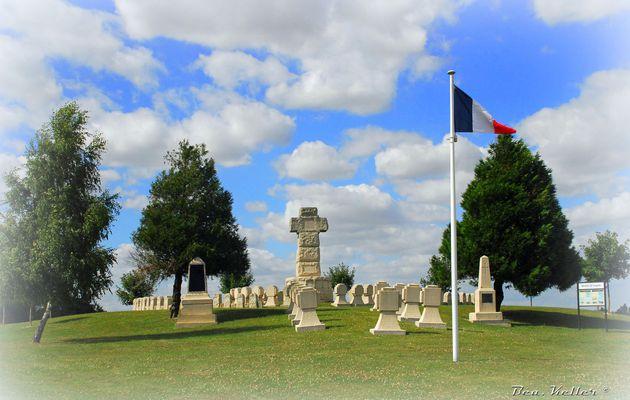 Souain-Perthes-lès-Hurlus - Le Cimetière National de la 28e Brigade