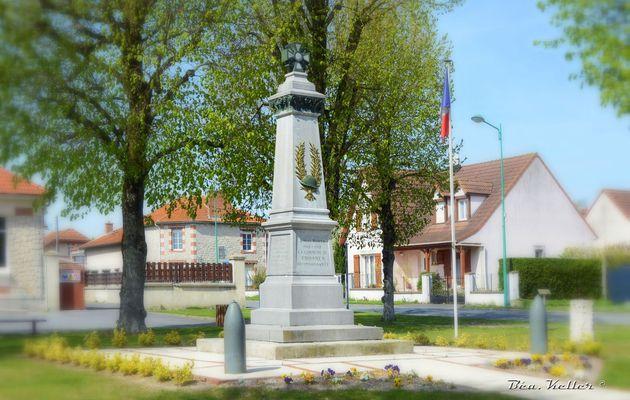 Prosnes : Monument aux morts