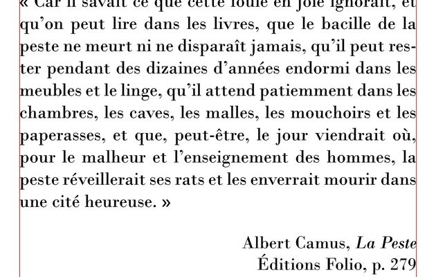Lectures salutaires
