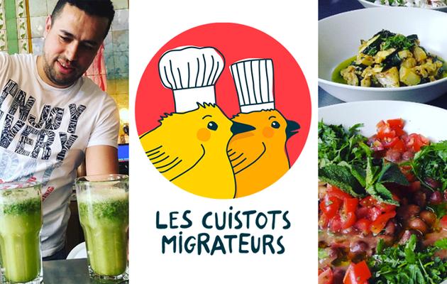 Concept food coup de coeur : les Cuistots migrateurs