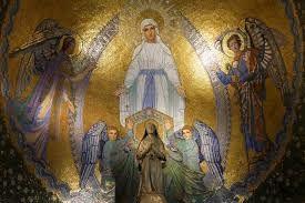 Le 8 décembre : Fête de l'Immaculée Conception