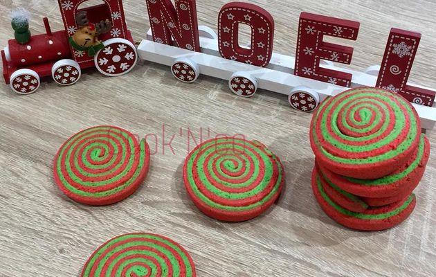 """Sablés """"boules de Noël"""""""
