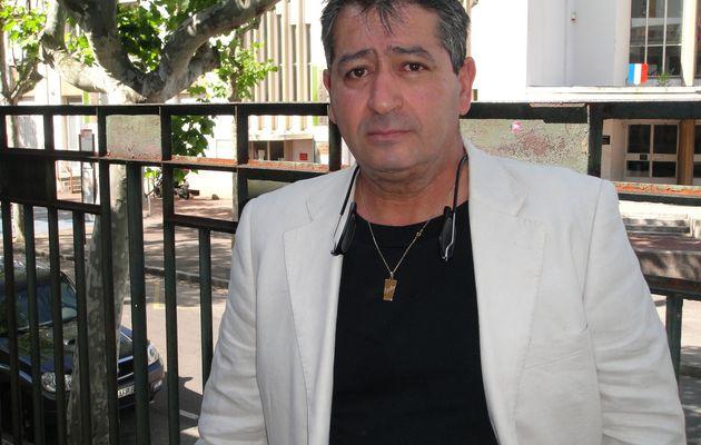 Le karateka Djamel Bezriche (Sen No Sen Karaté Vénissieux ) obtient son 7e dan
