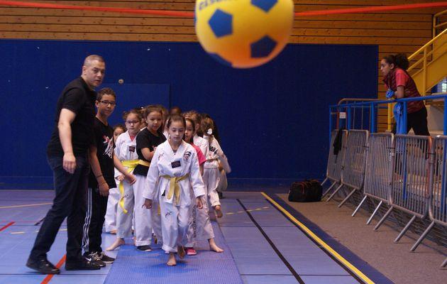 Un petit retour sur le 4e interclubs de Taekwondo Vénissieux