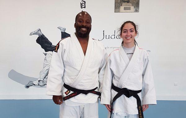 Le judo et le karaté vénissian compte cinq ceintures noires de plus