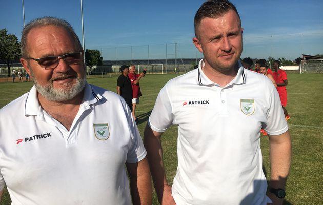 Un duo d'entraîneurs qui gagne !