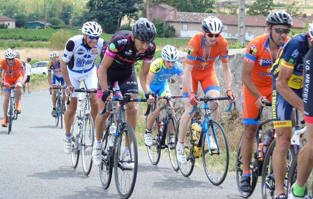 Plein soleil pour le 29ème prix cycliste de l'ECMVV