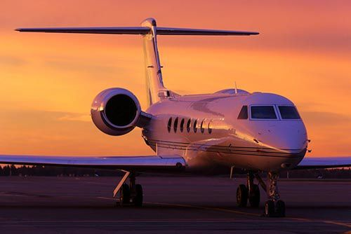 Inmarsat's Jet ConneX selected as linefit option by four major business jet manufacturers