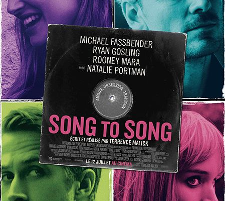 Making-of de SONG TO SONG réalisé par Terrence Malick : Passion. Ambition. Rock'n'Roll