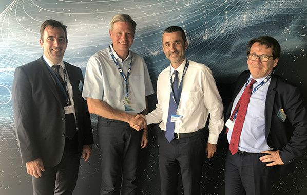 Inmarsat and Airbus to provide airlines with European Aviation Network (EAN) deployment package