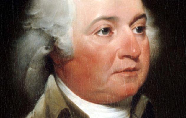 Episode 904 - Si John Adams m'était conté...