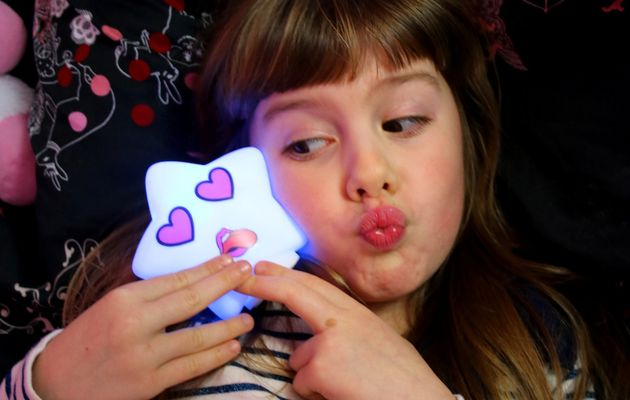 Ma lampe EMOJI ONLY4GIRLS -Canal toys