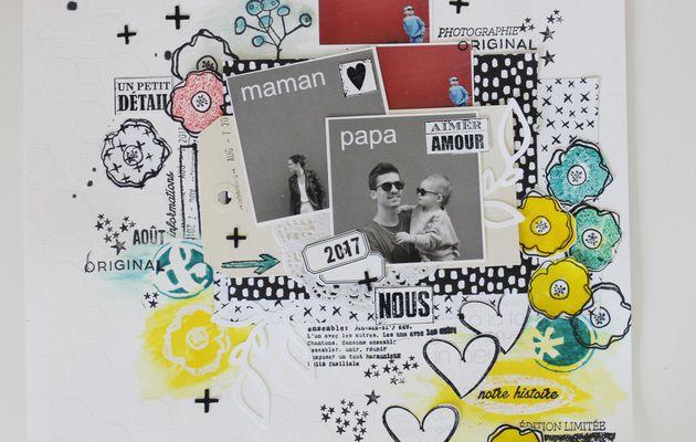 """Scrapper l'art """"Notre Histoire"""" de Charlotte Benjamin et Louis"""