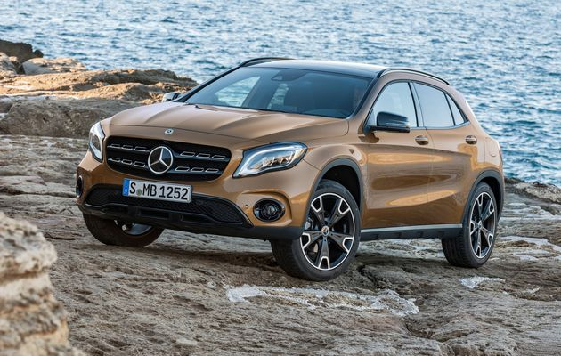 Mercedes-Benz GLA - 2018 - Gallery