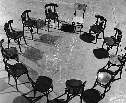 Les chaises musicales.
