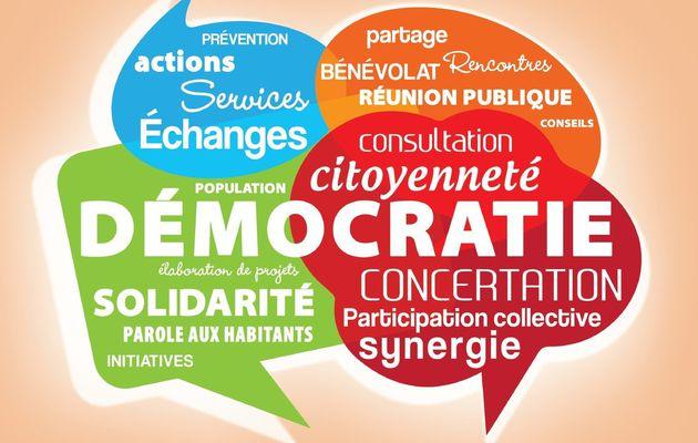 Le Mans : un plan d'actions Participation citoyenne pour développer la Démocratie de proximité