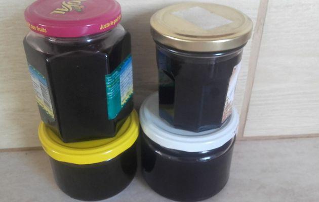 Gelée de coquelicots au thermomix ou sans