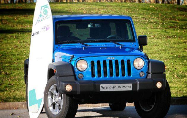 Pour le Nautic 2016, Jeep lance une série spéciale de son mythique Wrangler !