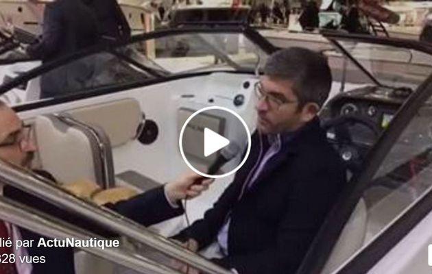 VIDEO - à la découverte du nouveau Bayliner VR5 Cuddy