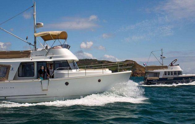 Corse, Ecosse, Suède, Angleterre, Irlande : le Swift Trawler Rendez-Vous de Bénéteau s'internationalise