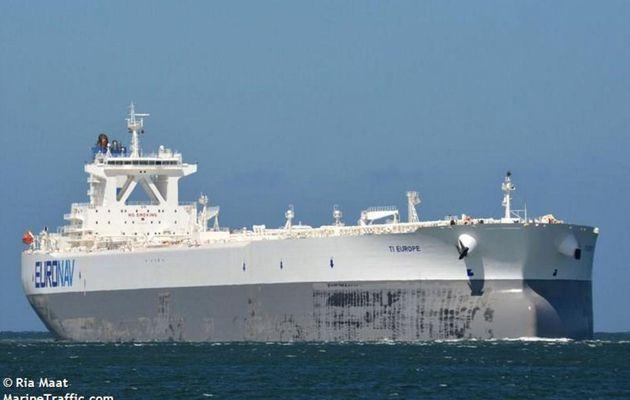 Le plus grand pétrolier du monde est... français !