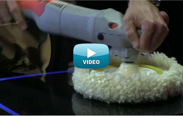 Vidéo Experts Uship Académie - comment bien appliquer du polish sur la coque de son bateau