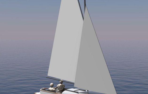 Skellig 5, le petit voilier transportable, pour la croisière familiale !