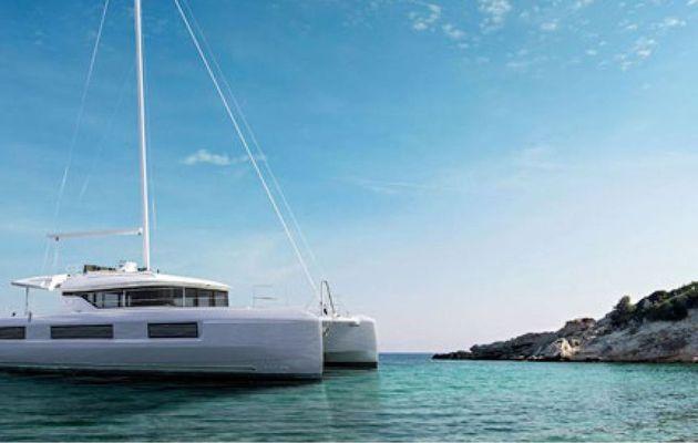 Multicoques - Les catamarans Lagoon en force sur les salons nautiques 2017-2018