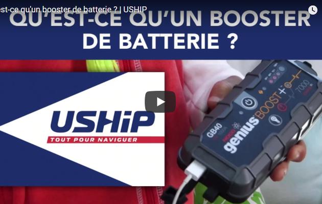 Vidéo - Comment utiliser un booster de batteries