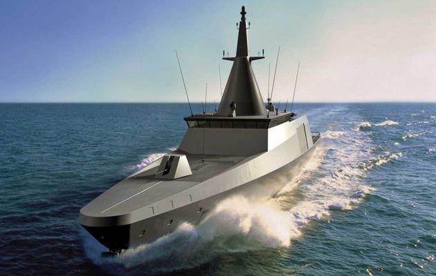 Les Emirats Arabes Unis achètent deux corvettes Gowind à la France