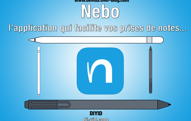 Nebo : l'application qui facilite vos prises de notes