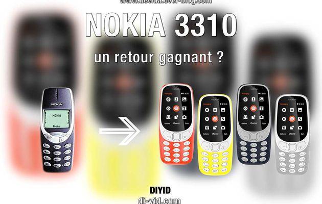 Billet d'humeur : Nokia 3310, le retour gagnant ?