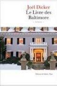 Le livre des Baltimore - Joel Dicker