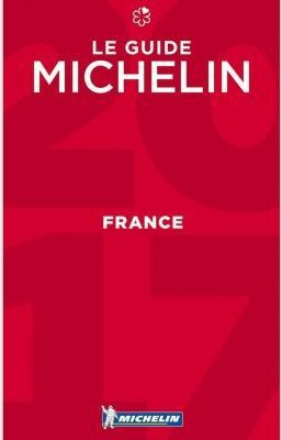 Le guide Michelin France 2017