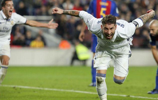 le Real Madrid est parvenu à arracher le match nul contre le FC Barcelone (1-1)