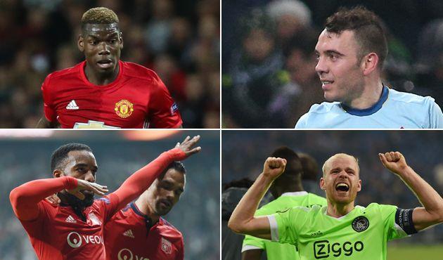 Europa League: les affiches des demi-finales sont connues