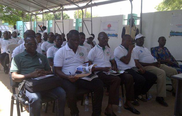 Journée mondiale de l'alimentation au Togo