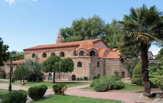 İznik, son lac, ses mosquées, ses faïences...