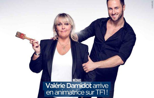 Valérie Damidot arrive en animatrice sur TF1 ! (mis à jour) #Eureka