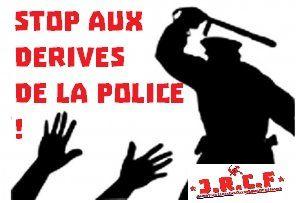 Assez des dérives réactionnaires au sein de la Police Nationale !