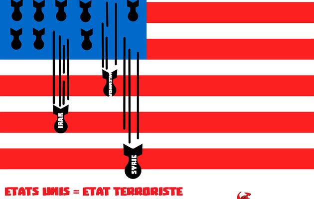 L'Imperialisme américain a encore frappé !
