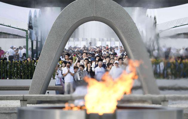 72ème anniversaire d'Hiroshima : la dette impayée de l'impérialisme étasunien