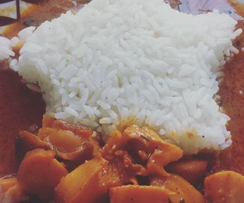 Lambi sauce coco
