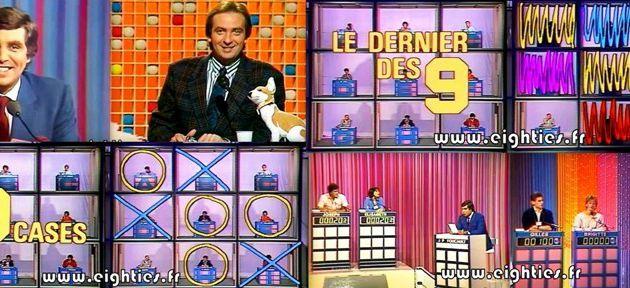 L'Académie des 9 : Le morpion géant des années 80 !!