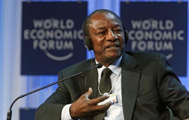Alpha Condé, le nouveau chef de l'Afrique