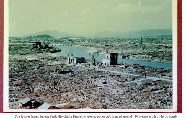 Recently discovered photos: Hiroshima in 1946