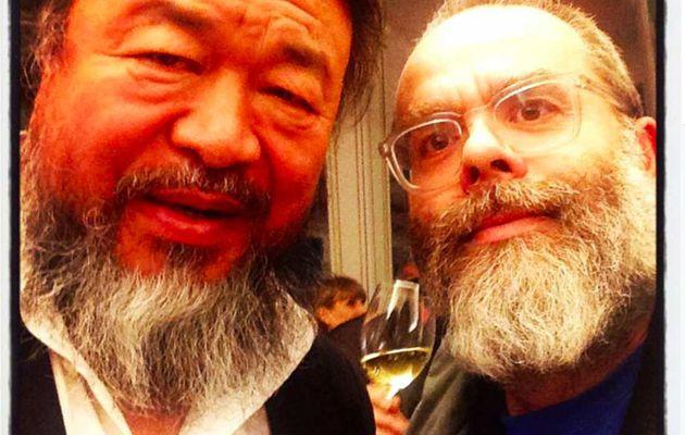 Happy birthday, Mr Ai Wei Wei !