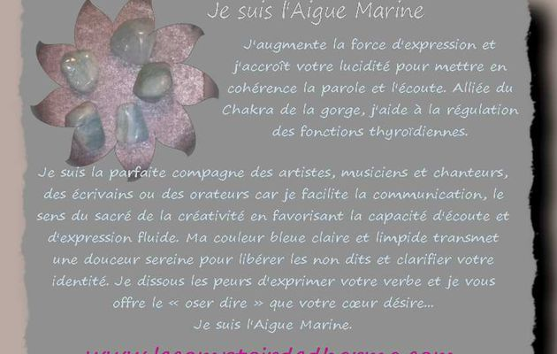 L'Aigue Marine